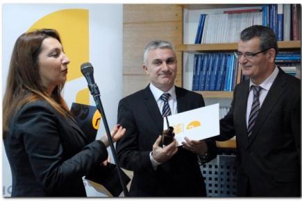 """Додељене награде """"Десимир Тошић"""" за 2012. годину"""