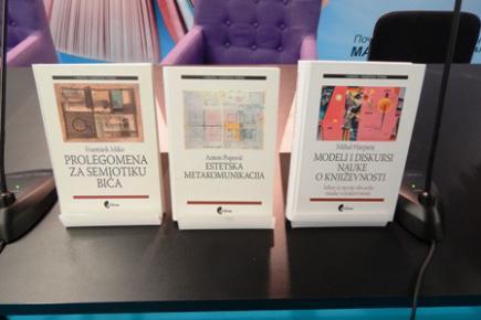 Гласник на Сајму књига представио књиге које је приредио и превео Михал Харпањ