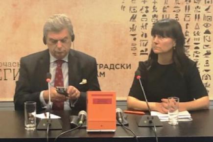 Богат Гласников програм на почетку овогодишњег сајма књига у Београду