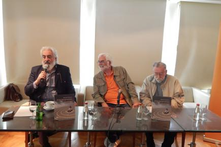 Петар В. Арбутина, Драган Боснић и Јован Вучковић