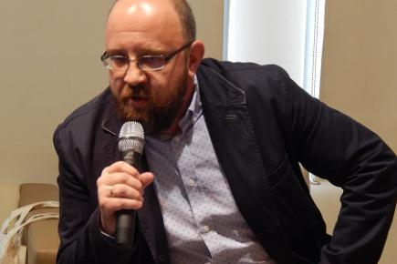 Утицајни историчар Џон Пол Њумен гост Гласника