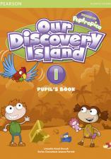 """OUR DISCOVERY ISLAND 1"", уџбeник"
