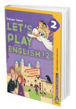"""LETS PLAY ENGLISH 2"", eнглeски jeзик, уџбeник"