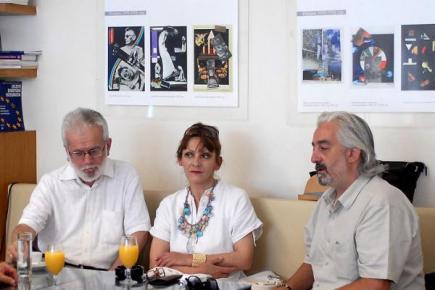 Представљена књига и отворена изложба ГЛЕЧЕР У МРЕЖИ