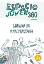 """""""ESPACIO JOVEN 360 A1"""", шпански језик, радна свеска за 5. разред"""