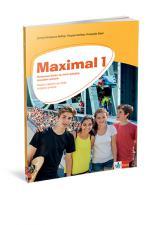 """""""МAXIMAL 1"""", немачки језик, радна свеска за 5. разред+ ЦД"""