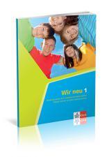 """WIR 1 NEU"", немачки језик, радна свеска за 5. разред"